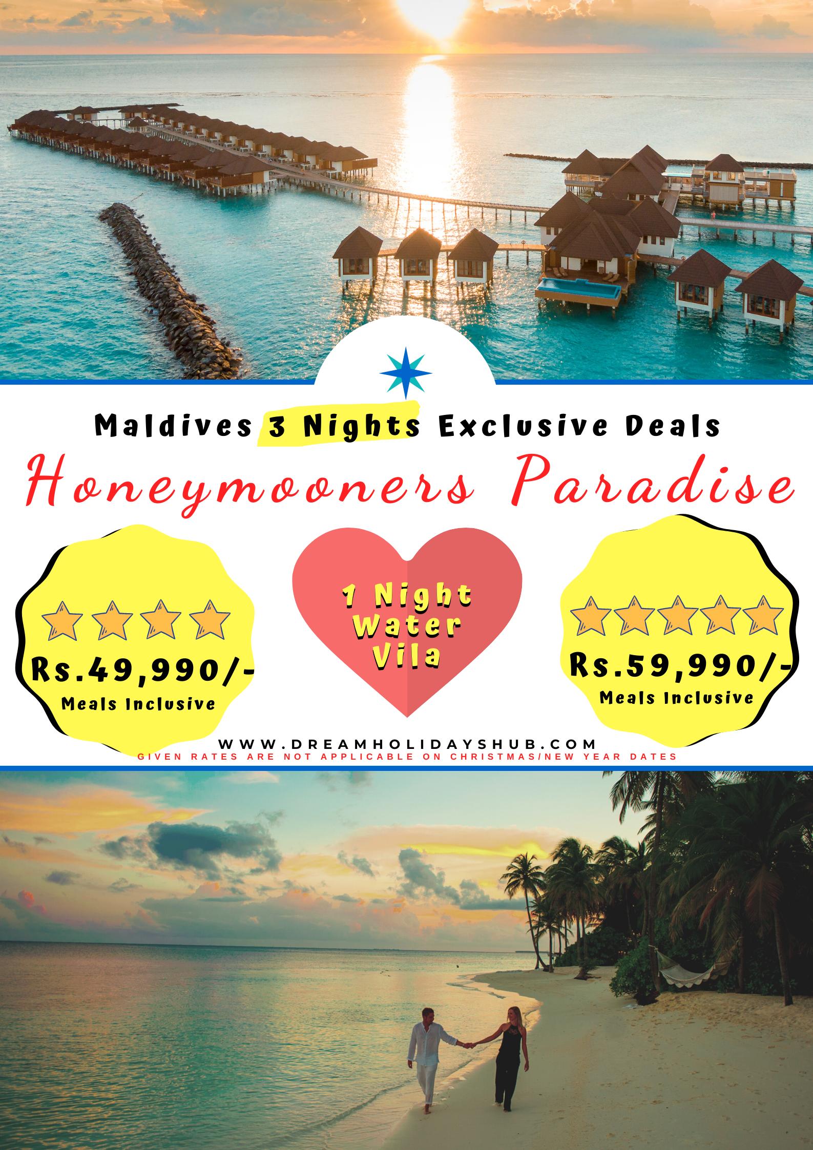 Maldives Promo